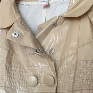 Juicy Couture Jackets & Coats - NWT Juicy Couture RUNWAY Trench